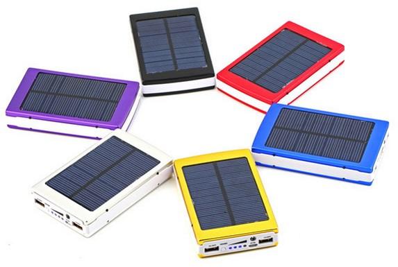 Солнечная батарея power bank реальный обман1
