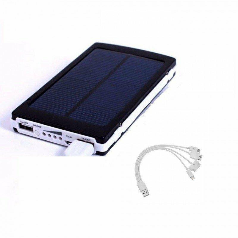 Солнечная батарея power bank реальный обман2