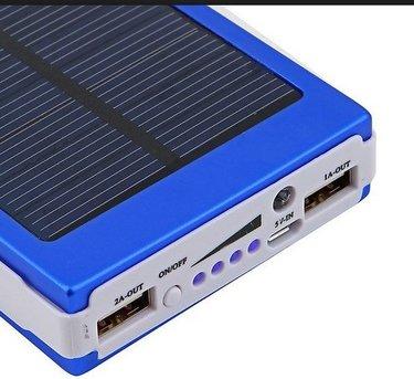 Солнечная батарея power bank реальный обман3