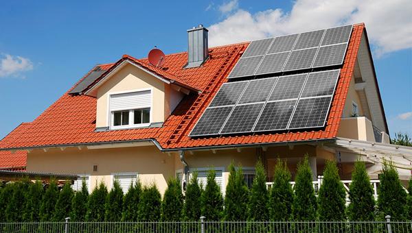 Солнечные электростанции для дома0