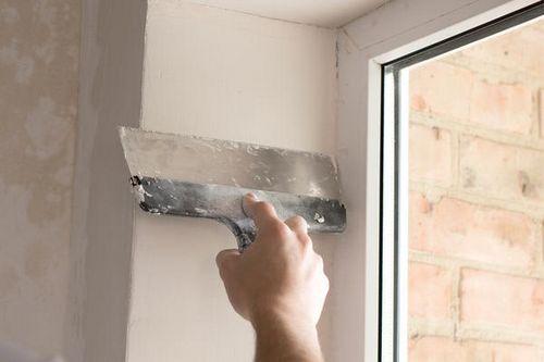 Способы ремонта откосов после установки пластиковых окон1