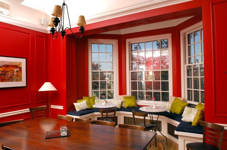 Страстный красный! как использовать красный цвет в интерьере2