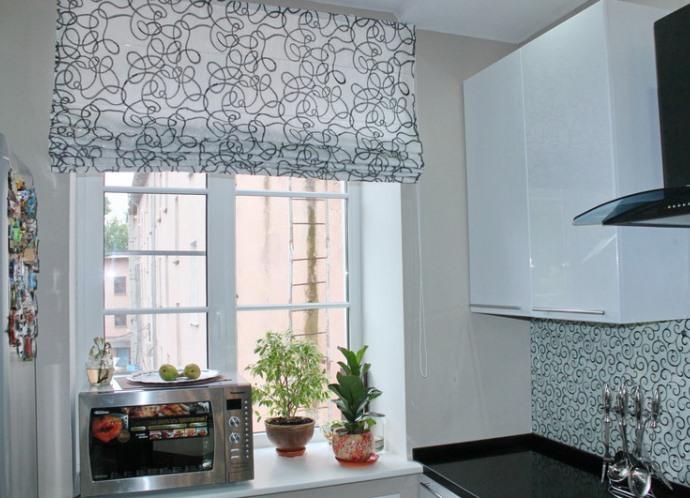 Свежие идеи интерьера кухни3