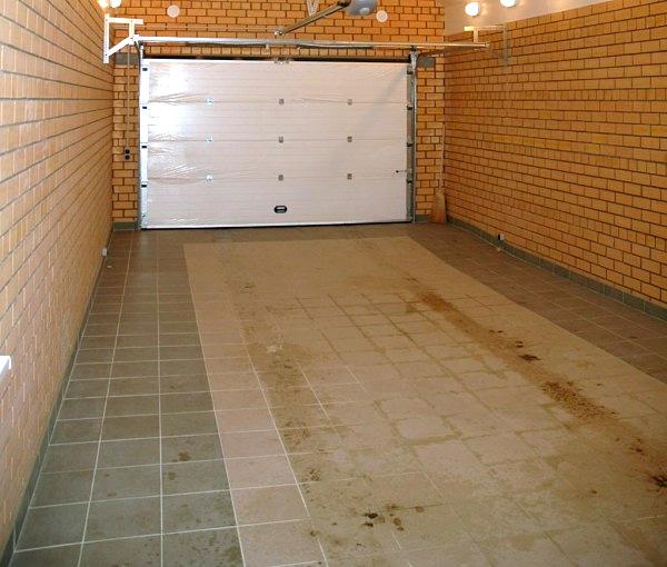 Теплый пол в гараже: особенности выбора и монтажа3