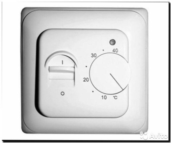 Терморегулятор для теплого пола0
