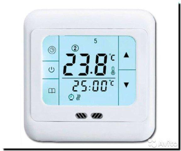 Терморегулятор для теплого пола2