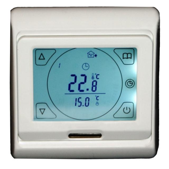 Терморегулятор для теплого пола3