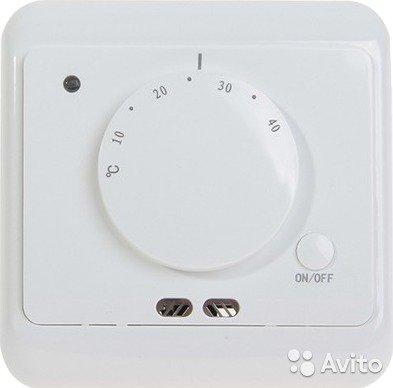 Терморегулятор для теплого пола5
