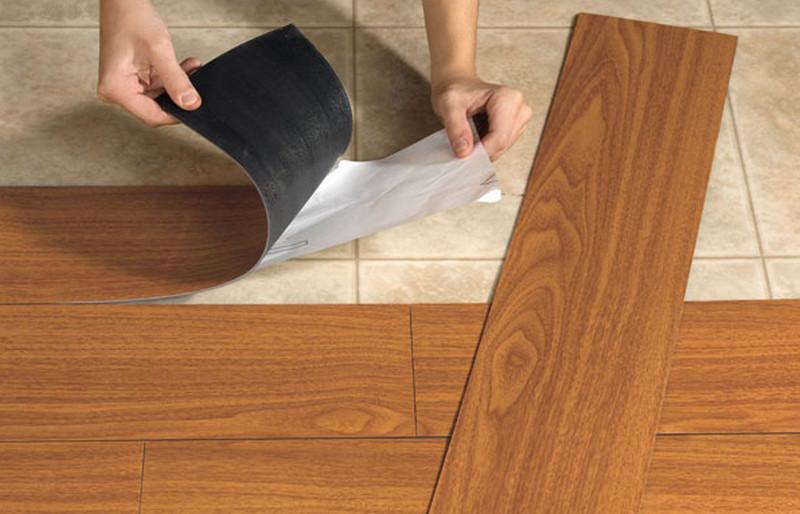 Укладка винилового ламината: пошаговая инструкция1