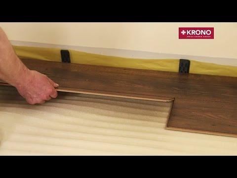 Укладка винилового ламината: пошаговая инструкция2