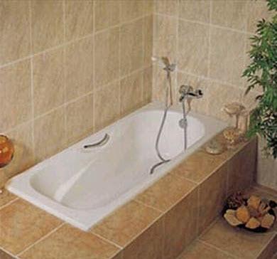 Установка ванны4