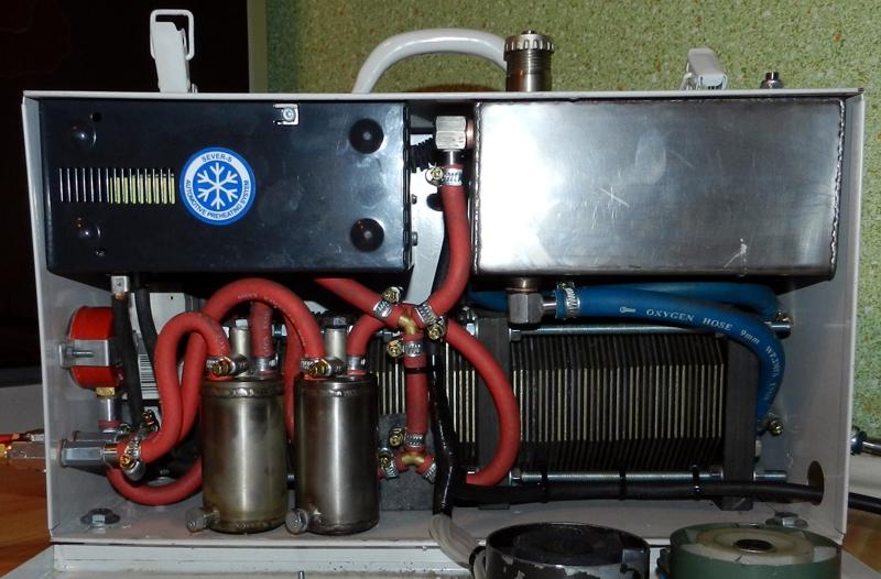 Водородная сварка1