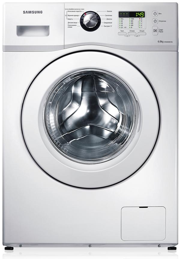 Воздушно-пузырьковая стиральная машина и функция eco bubble4