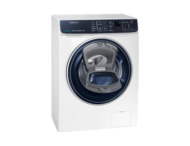 Воздушно-пузырьковая стиральная машина и функция eco bubble5