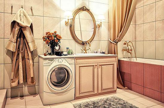 Встраиваемые стиральные машины под столешницу4