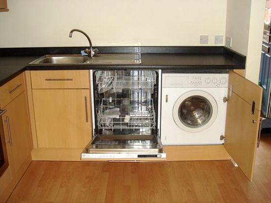 Встраиваемые стиральные машины под столешницу6