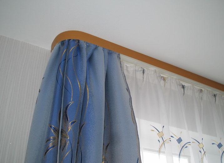 Вы еще не выбрали потолочные багеты для штор, тогда мы идем к вам1