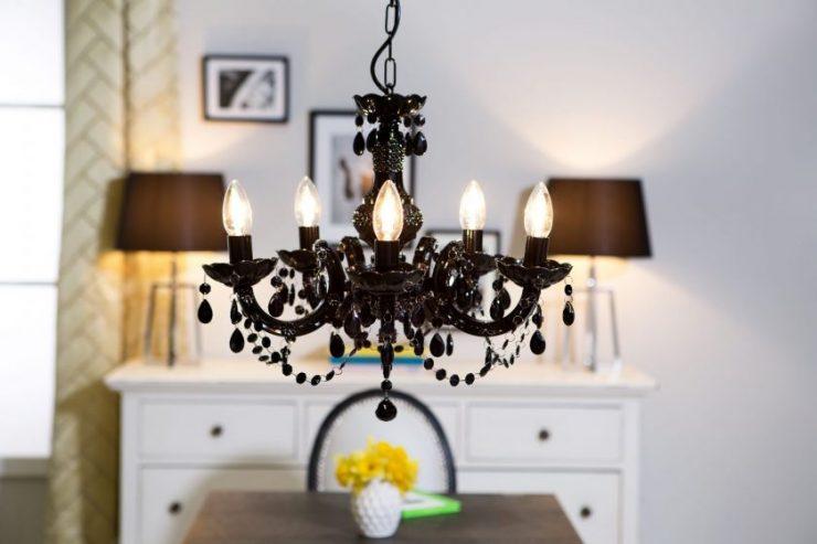 Выбираем люстры и светильники для каждой комнаты: советы от специалистов lustra-style7