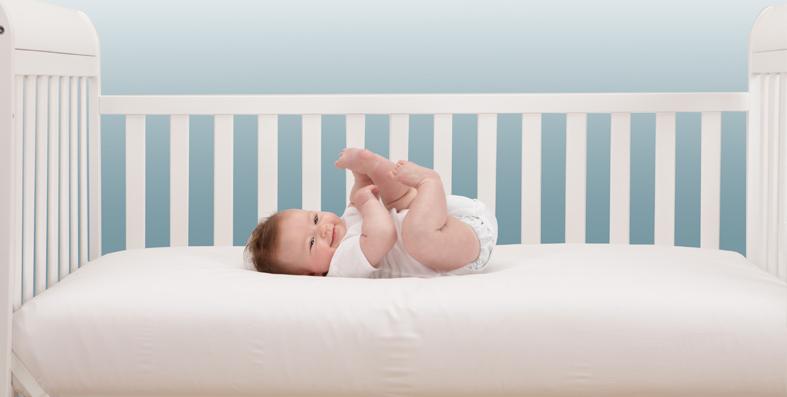 Выбираем матрас для детской кроватки1