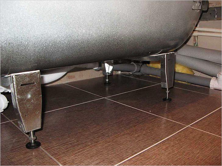 Выбор подставки под ножки ванны4