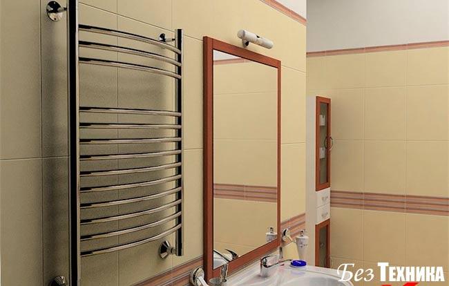Выбор полотенцесушителя для ванной комнаты0