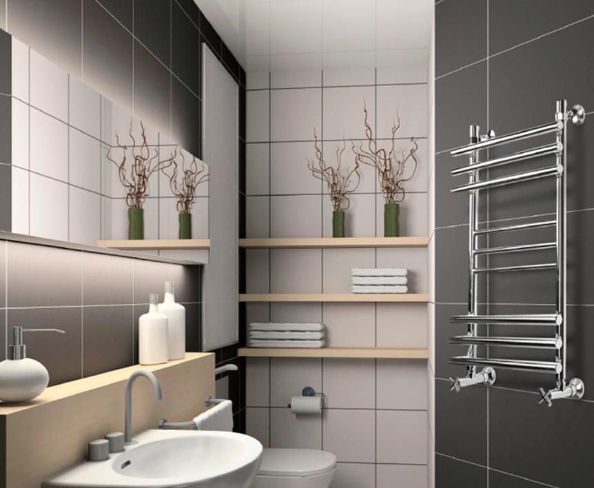 Выбор полотенцесушителя для ванной комнаты1