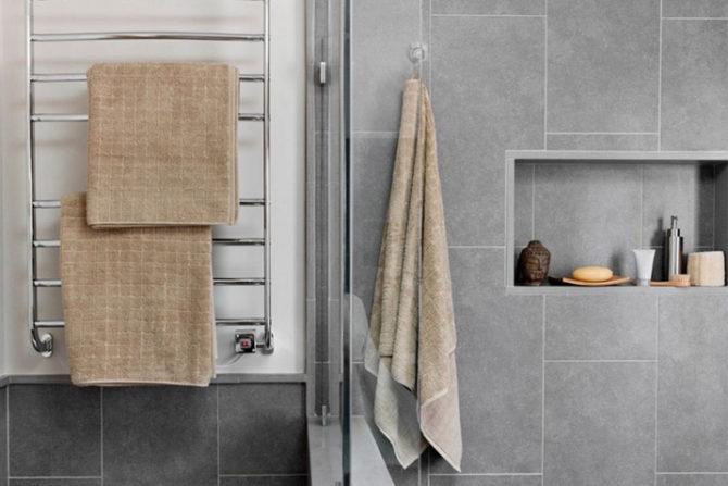 Выбор полотенцесушителя для ванной комнаты4