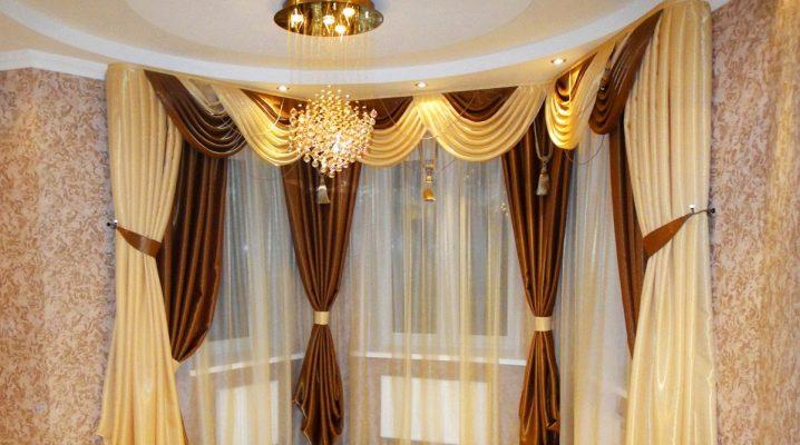 Выбор полукруглых карнизов для оформления ниш, ванных комнат и нестандартных окон3