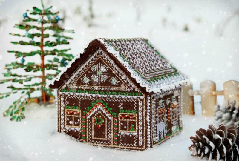 Вышивка крестом схемы домов: мини-схемы с новым годом, можно ли хранить, исполнение желаний, разрез делать2