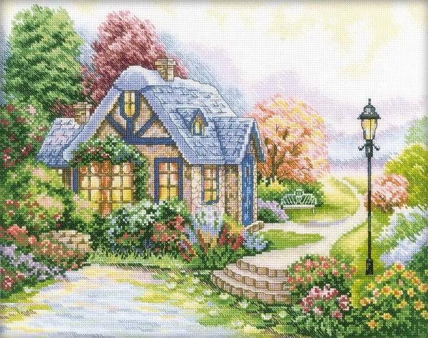 Вышивка крестом схемы домов: мини-схемы с новым годом, можно ли хранить, исполнение желаний, разрез делать8