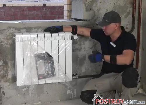 Замена радиаторов отопления: демонтаж, выбор, установка3