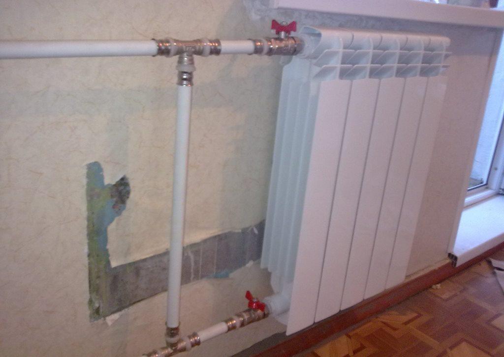 Замена радиаторов отопления: демонтаж, выбор, установка4