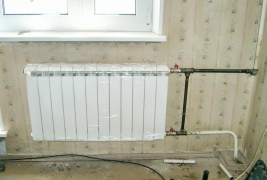 Замена радиаторов отопления: демонтаж, выбор, установка0