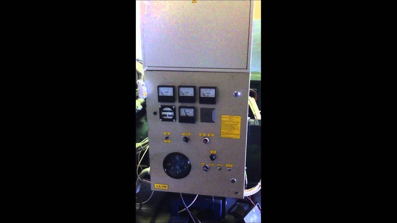 Запуск дизель-генератора3