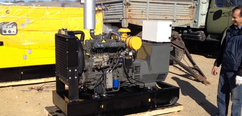 Запуск дизель-генератора5