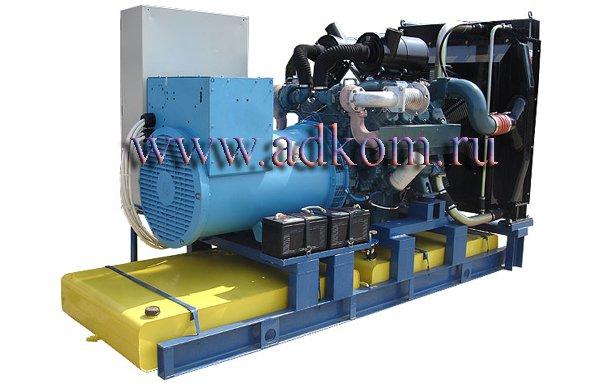 Запуск дизель-генератора7