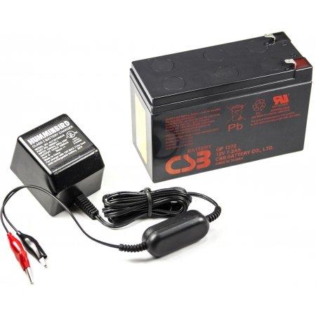 Зарядка гелевых аккумуляторов3