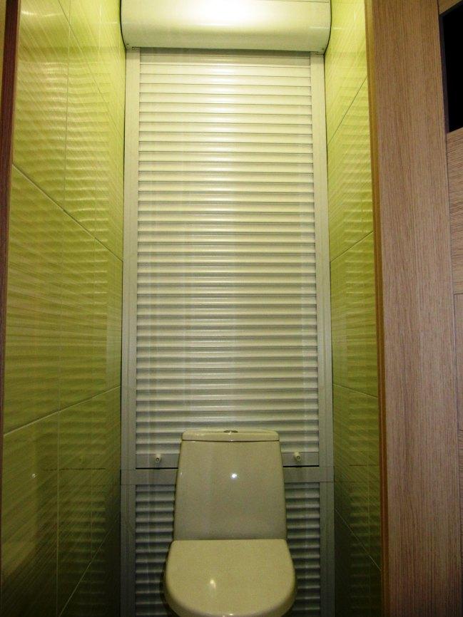 Жалюзи в туалет: виды и характеристики изделий4