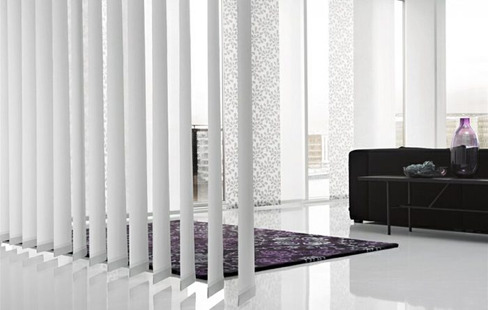 Зонирование комнаты шторами: разумное распределение пространства2