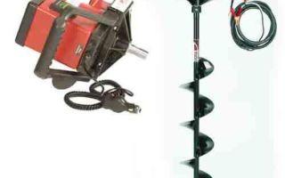 Электробур для земляных работ: предназначение, выбор, цена