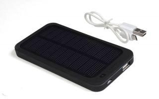 Солнечная батарея power bank реальный обман