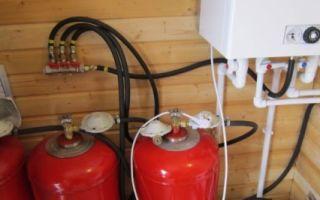 Альтернатива газовому отоплению. отопления дома сжиженным газом
