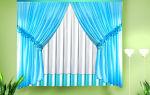 Советуют профессионалы: выбираем короткие тюли и шторы