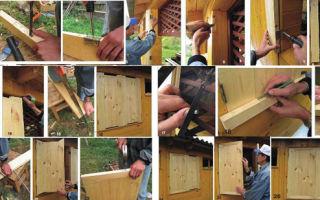 Ставни деревянные: как изготовить и установить своими руками?