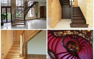 Какие лестницы нужны в квартире и частном доме?
