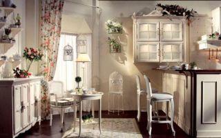 Узнай, стоит ли выбирать штору в классическом или модерн стиле на свою кухню?