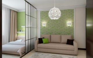 Интерьер гостиной спальни 18 кв м: правила выбора дизайна и зонирования (фото и видео)