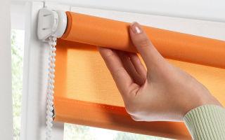 Как установить рулонные шторы и жалюзи на окно— 3 эффективных способа