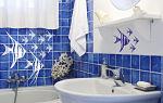 Наклейки для ванной комнаты — как выбрать и наклеить