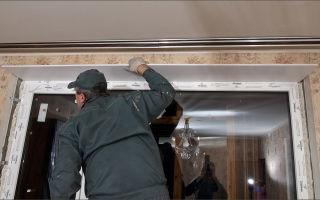 Способы ремонта откосов после установки пластиковых окон